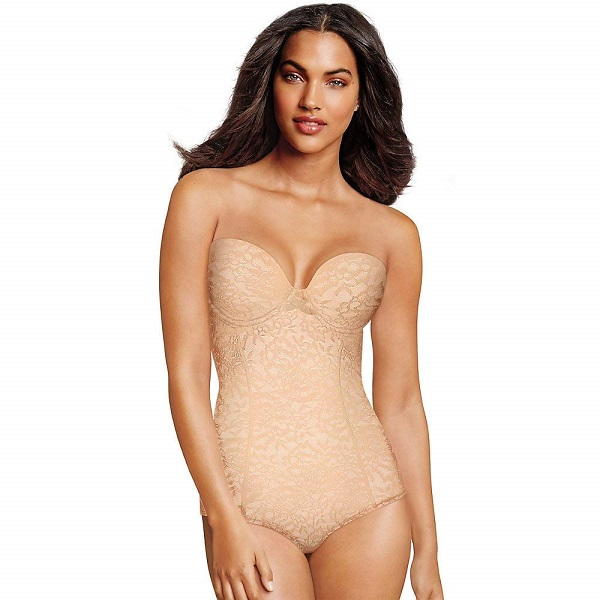 shapewear for strapless dresses