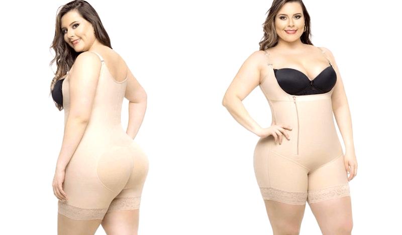 plus size shapewear for women