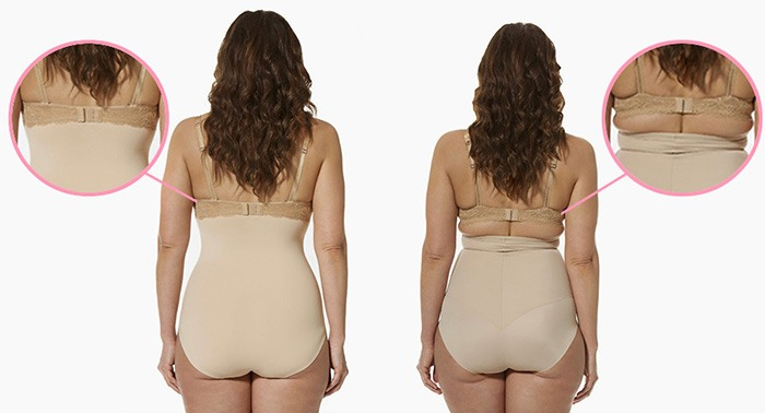 Shapewear Hacks  – How to Stop Your Shapewear from Rolling Down