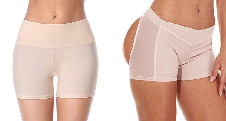 boyshort underwear